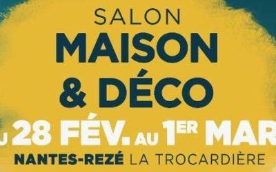Salon Maison et Déco du 26 au 30 mars